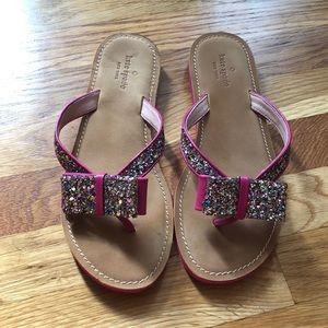 Kate Spade Icarda Flip Flops 9